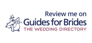 Review me on Guides for Brides